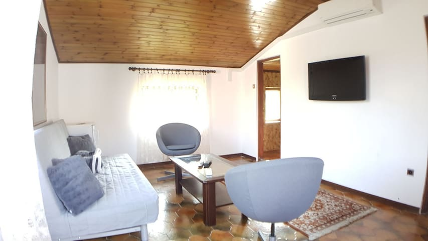 Comfortable Mansard Room With Beautiful View (FREE Parking & Bikes!)