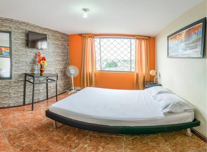 Habitación Privada Cama Doble o Queen Hotelian