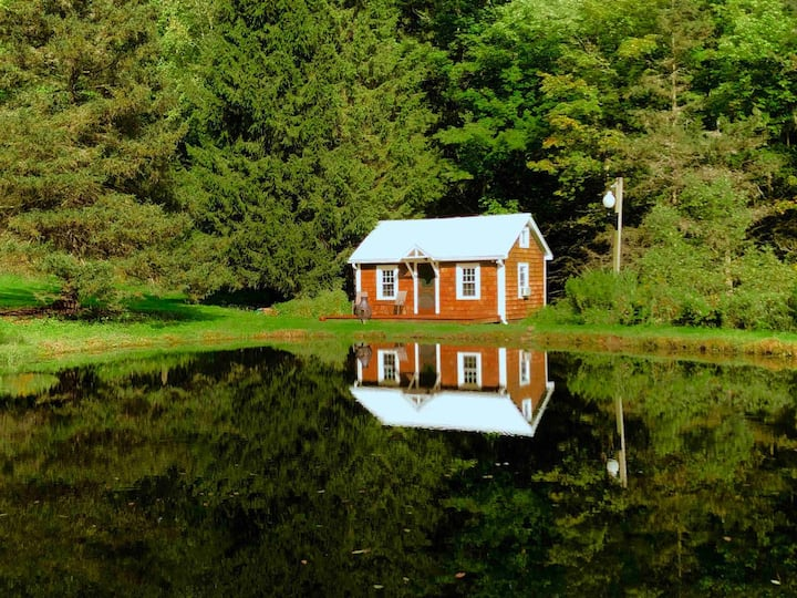 Mountain Top Mini Home Getaway