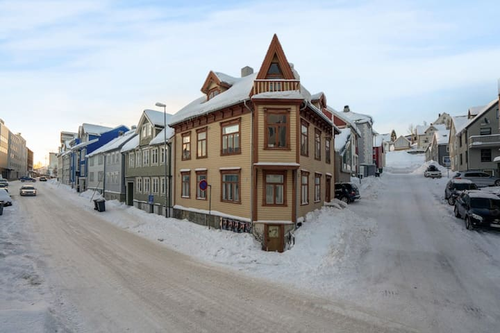 Apartment in downtown Tromsø