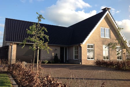 Luxury, comfortable countryhouse, Veluwe area - Voorthuizen - 別荘