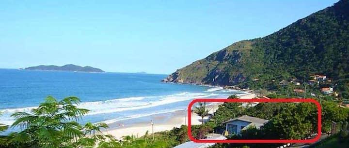 Casa Praia da Solidão Florianópolis frente mar