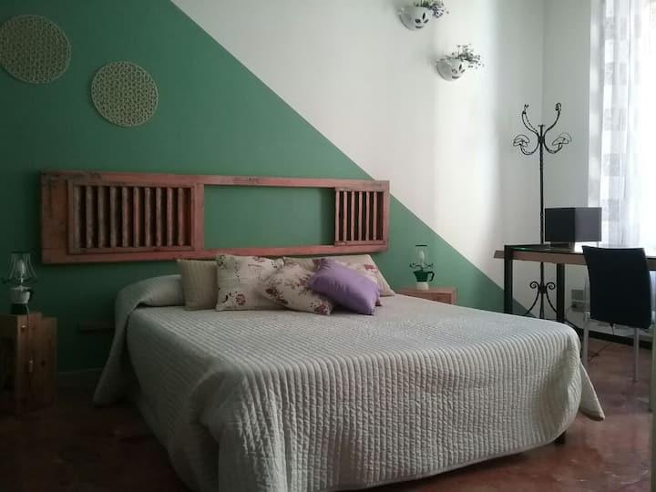 Mascagni Rooms T camera con balcone