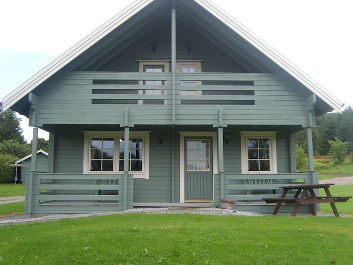 Self catering The Isla Lodge,Dufftown