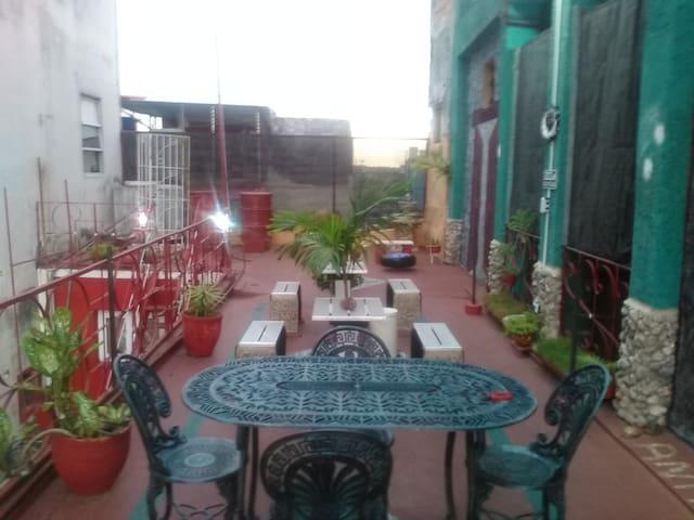 Casa Doña Anita. - La Habana