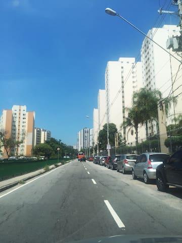 conforto no Pq Continental/Osasco divisa São Paulo