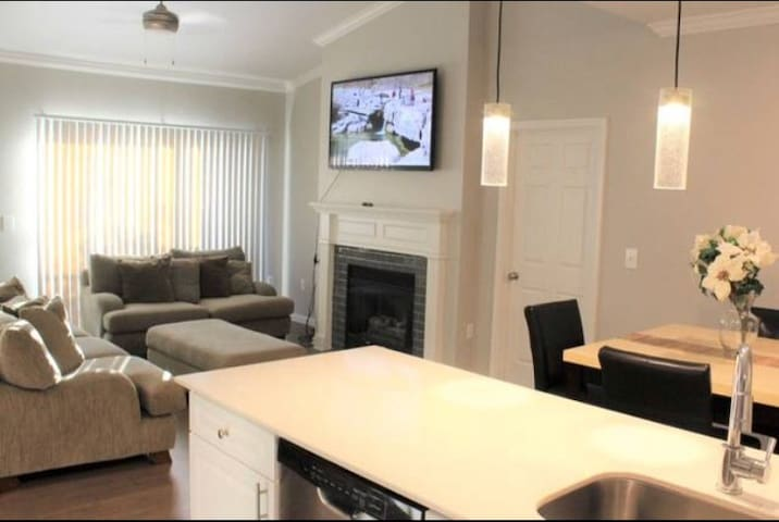 Luxury Living Room Suite 15 Mins From Downtown