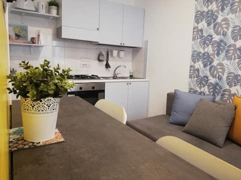 보메로 나폴리의 디바스 아파트
