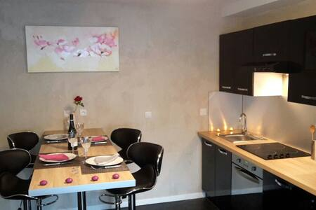 Confort, calme et sérénité - propriano  - Apartament