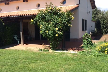2) Stunning countryside house 2km from the seaside - Capalbio