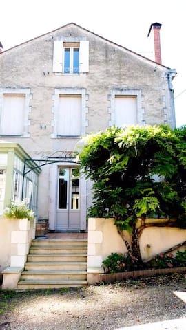 Maison Paul Bert - Sainte-Foy-la-Grande - Şehir evi