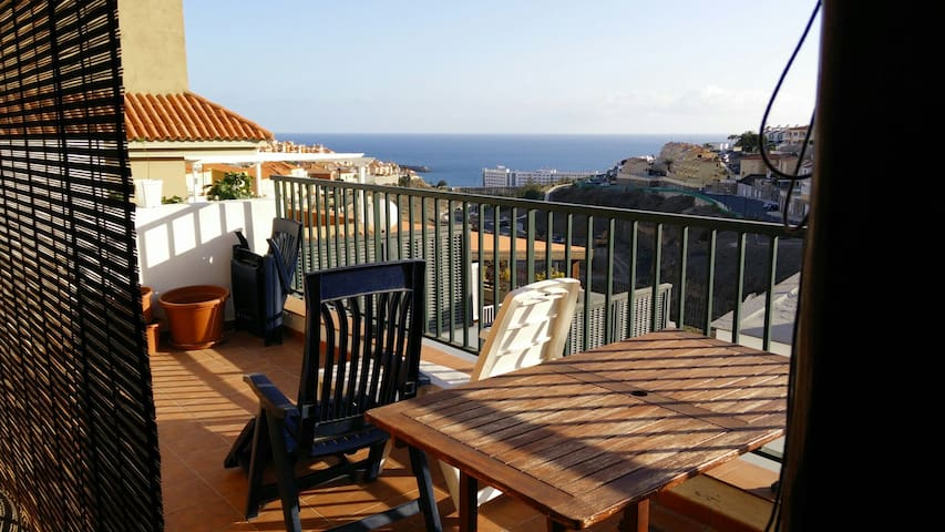House of Health, Happiness & Love with sea view -> - Mogán - House