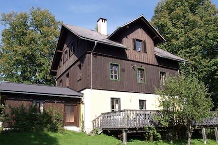 Villa Dachstein Kinder bis 14 frei! - Bad Aussee - Lägenhet