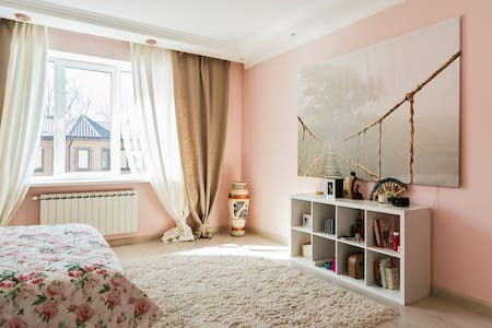 Big&Cozy Room 30m2 in a Lux Townhouse near VKO - House