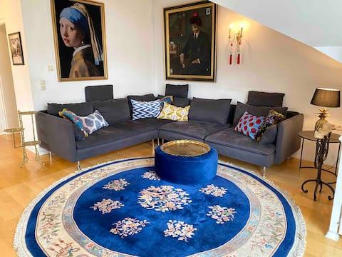 Stilfuld bolig i Hallertau på 130 kvm