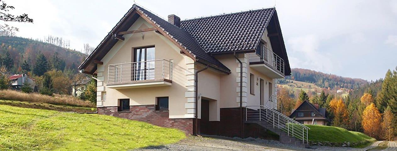 Sento Home Wisła - dom do wynajęcia - Wisła - บ้าน