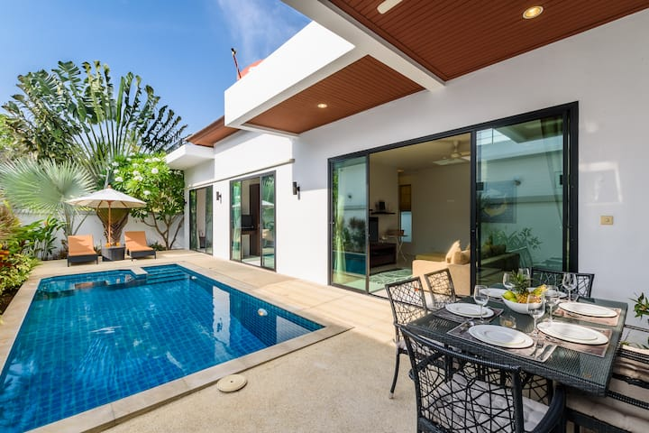 Perfect 3br Pool Villa with Jacuzzi