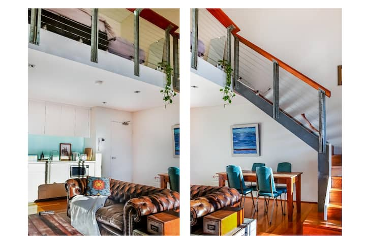 Lofty Loft in Bondi Beach
