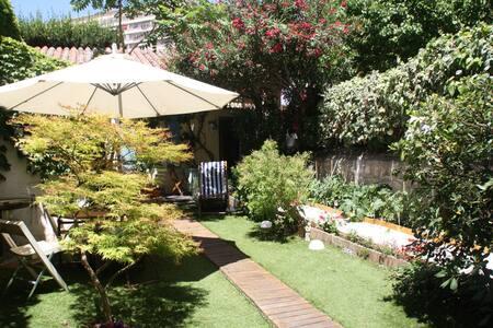 studio indépendant dans un jardin. - Marseille - Apartment
