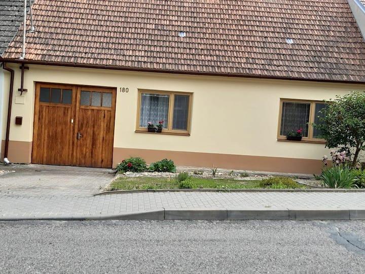 Ubytování, klidné ubytování v srdci Němčiček