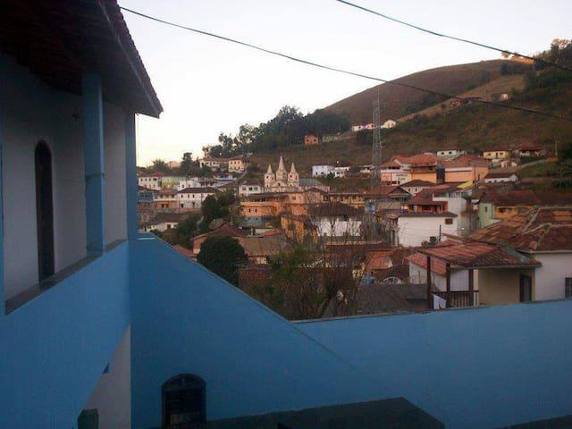 Montanhas de Minas Gerais - Marmelópolis - Bed & Breakfast