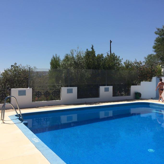 piscine de l'urbanisation