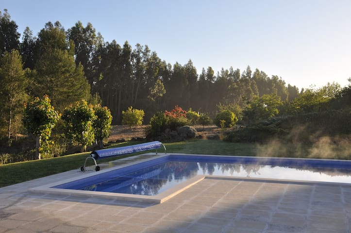 Luxurious country villa near Obidos - A dos Negros - Huis