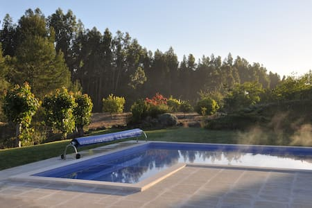 Luxurious country villa near Obidos - A dos Negros - Σπίτι