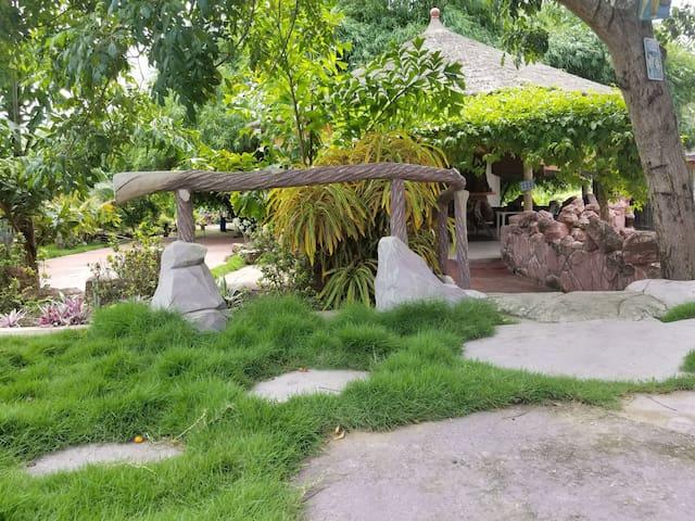 Ecotourism site