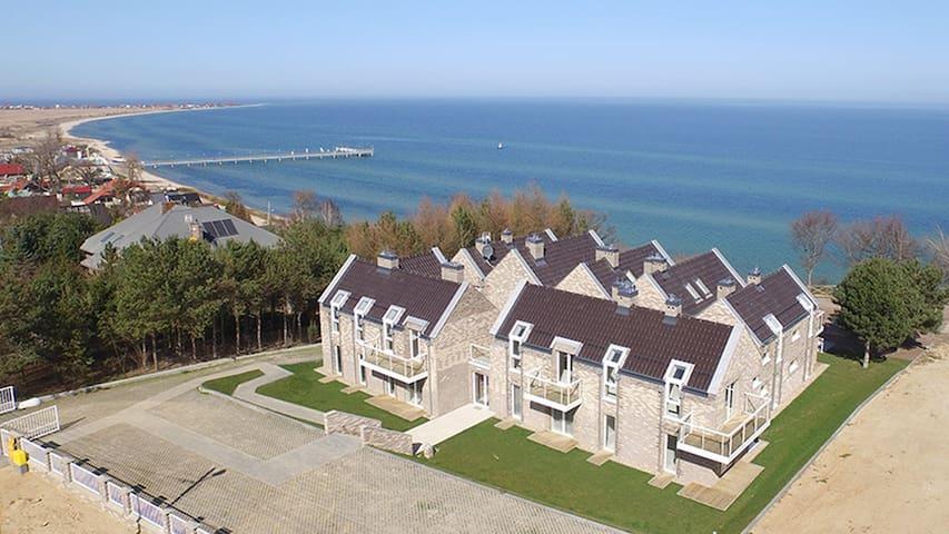 Mechelinki Kosakowo apartament z widokiem na morze - Mechelinki