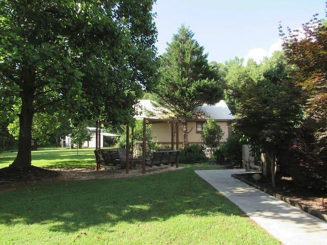 Sweet Georgia Cottage