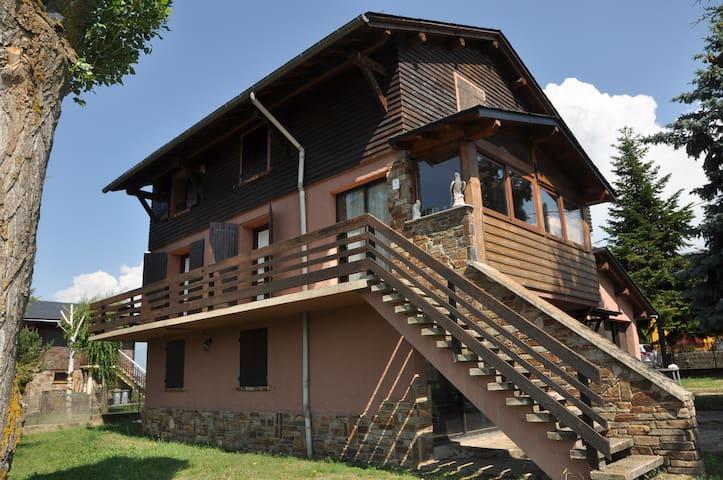 Espectacular casa para 12 pers. en Bourg-Madame!! - Bourg-Madame - Дом