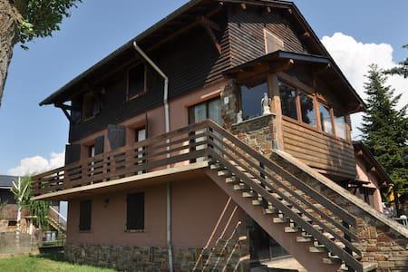 Espectacular casa para 12 pers. en Bourg-Madame!! - Bourg-Madame