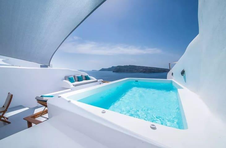Honeymoon Suite | Heated Plunge Pool