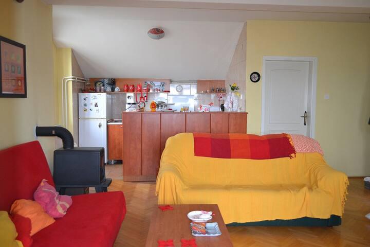 Superior Apartman Vodno - Center - Skopje - Apartment