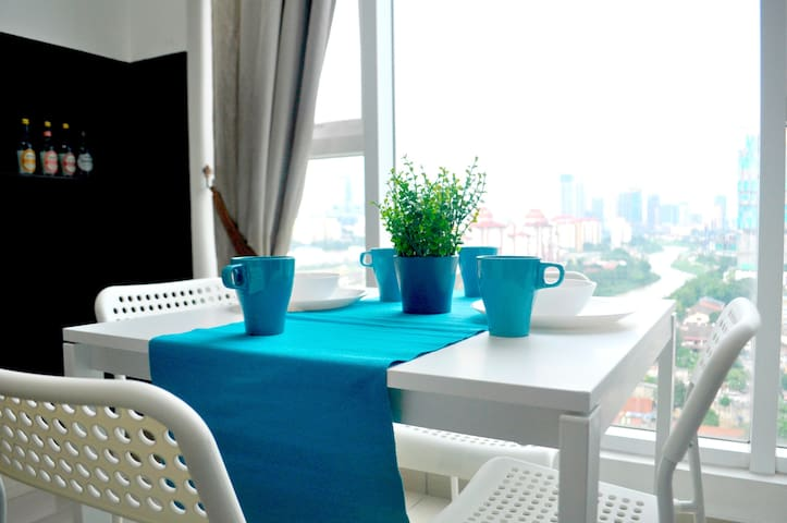 KL SOHO 2rooms 5beds - Kuala Lumpur