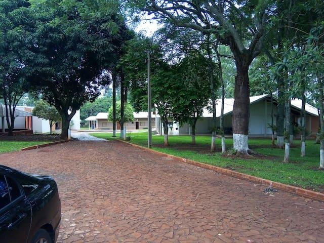 Lodge Valle Iguassu - Foz do Iguaçu - Houten huisje