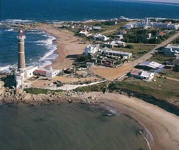 Habitacion Jose Ignacio frente al mar, zona VIP - José Ignacio