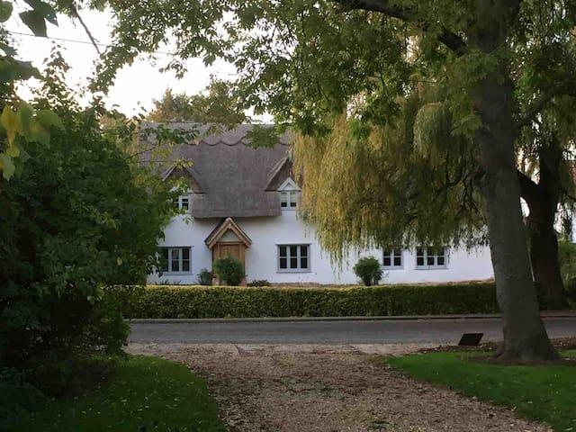 16th century Suffolk Farmhouse