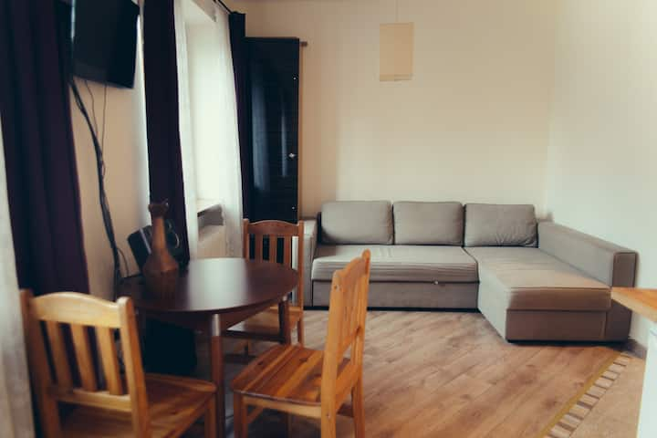 Studio 8 min walk from center of Old Town