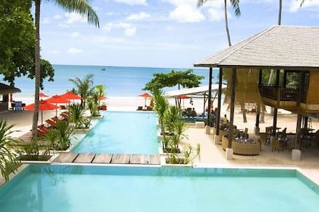 Ocean PoolSuite,Anantara Rasananda KohPhanganVilla - Bed & Breakfast