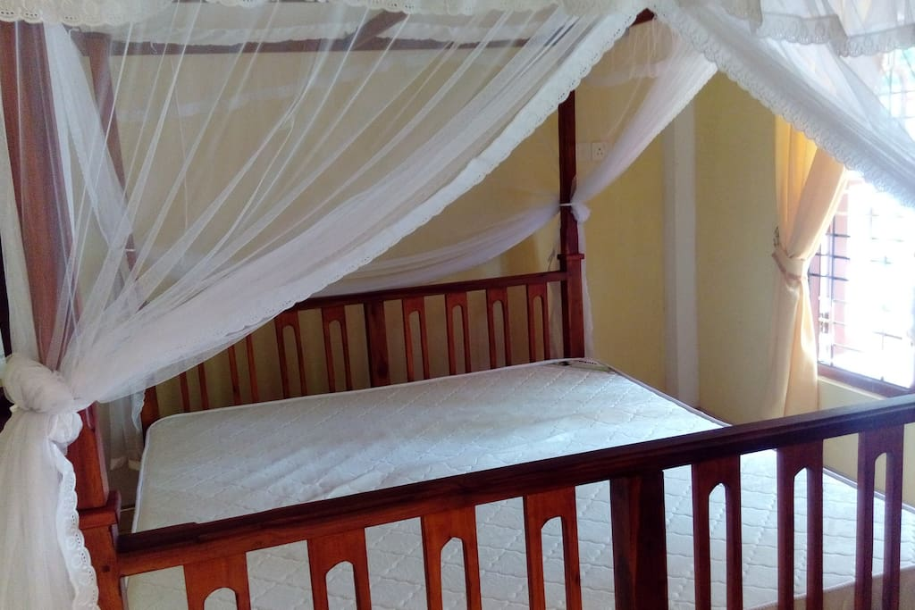 wayside guest bed room