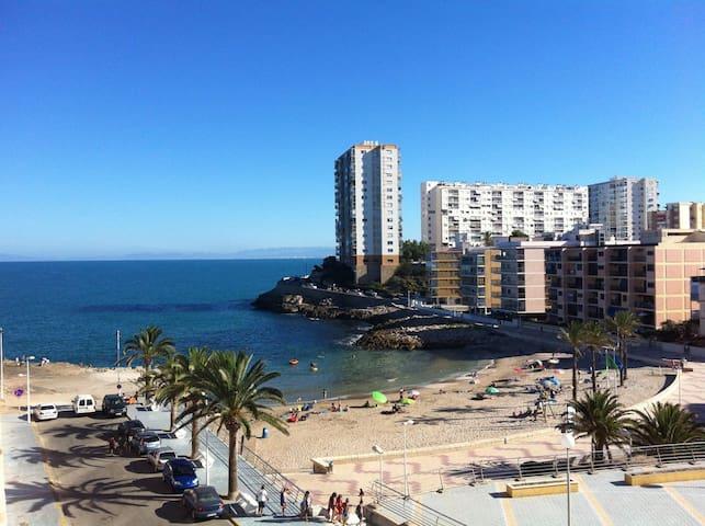 Apartamento en cala del Faro en el Mediterráneo - Faro de Cullera - Apartamento