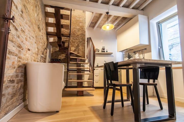 Mini Loft Grillo