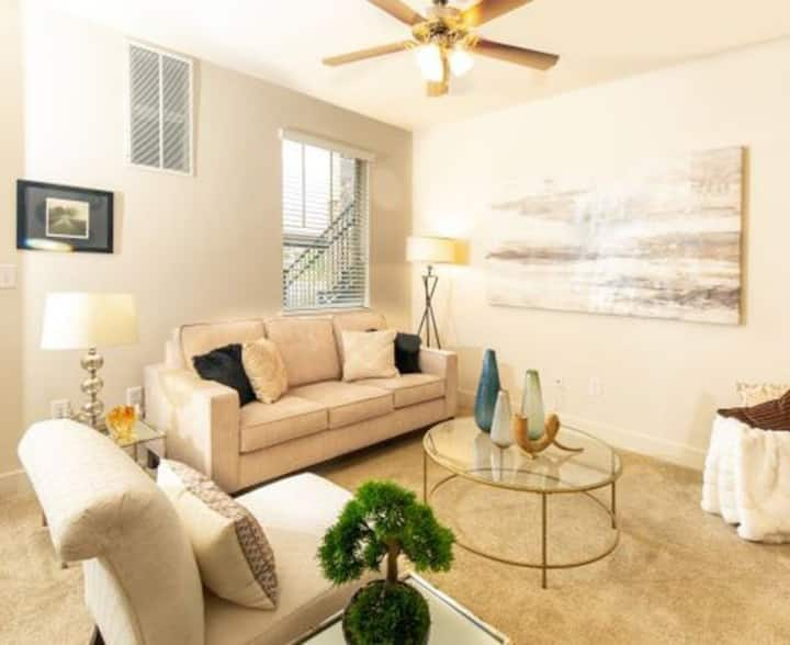 Clean apartment home | 1BR in Midvale