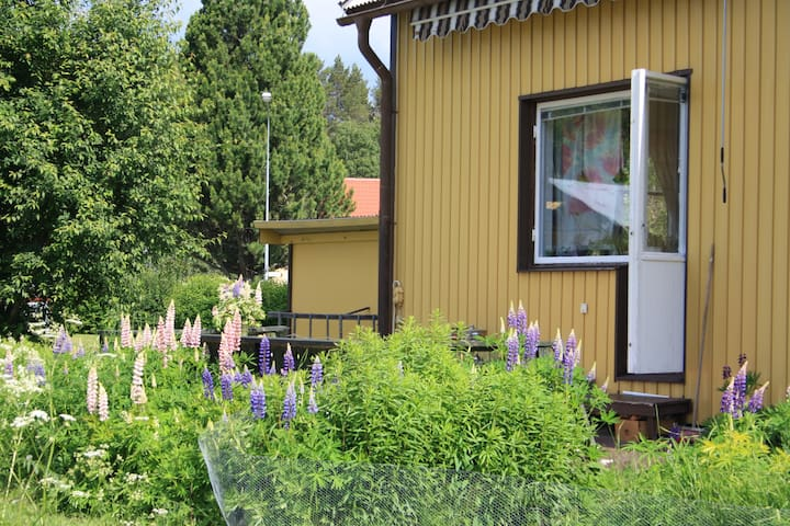 A house in a village near a railway station - Norsjö S - บ้าน