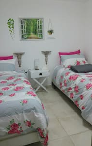 Cozy,Clean & Modern 2bedroom suite - Bet Shemesh - Apartment