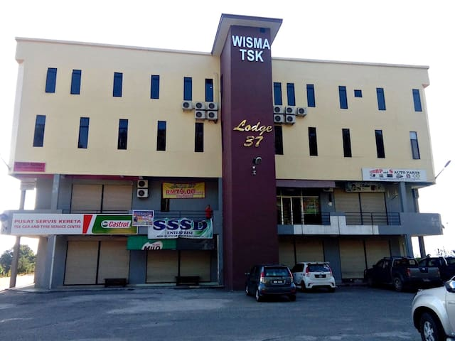 3-Bedroom Apartment (King) - Ranau - Flat