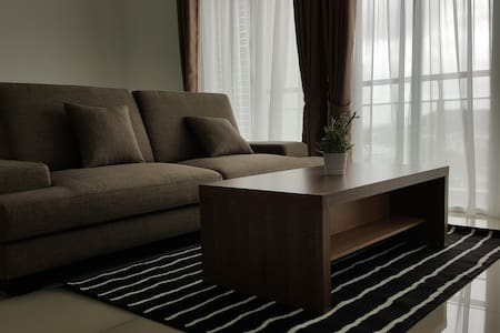 Jessie Suite , Cozy home for your Holiday Getaway - Bayan Lepas - Huoneisto
