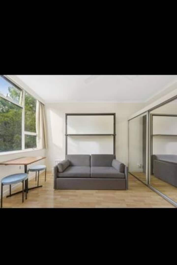 Great modern studio in east sydney